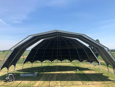 Gallery Dome tent