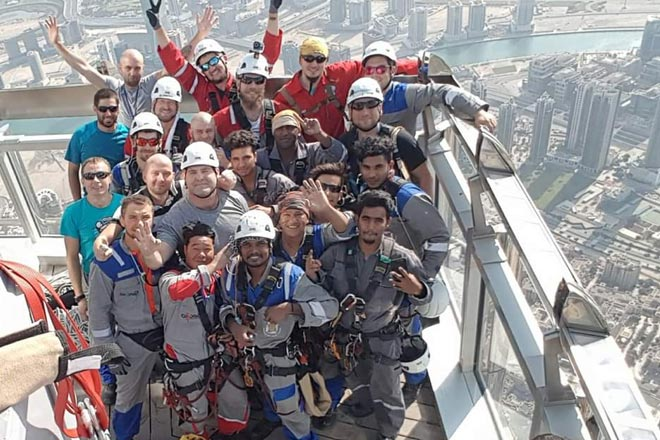 SkyPeople - Sky People - Rope Access Specialists